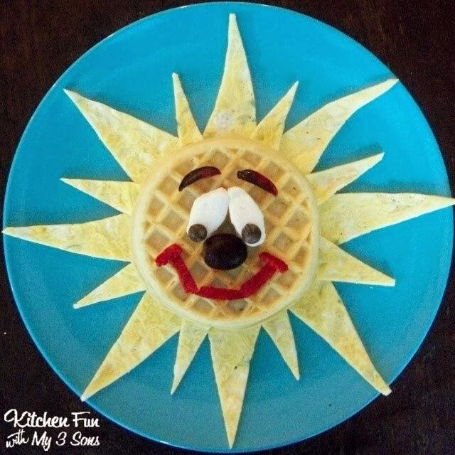 Sun Waffle