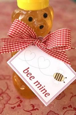 Valentine BEE Mine idea for a teacher