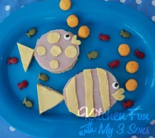 Fish Sandwich Lunch