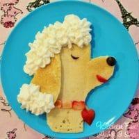 Poodle Pancakes
