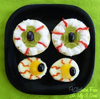 Eerie Eyeball Breakfast