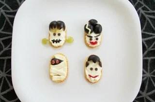 Classic Monster Cracker Snacks
