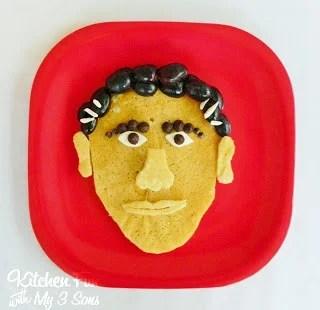 Mitt Romney pancake