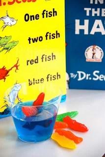 Red Fish Blue Fish Jello
