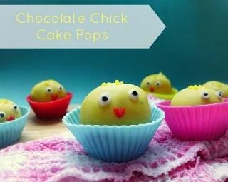 Chick Cake Bites