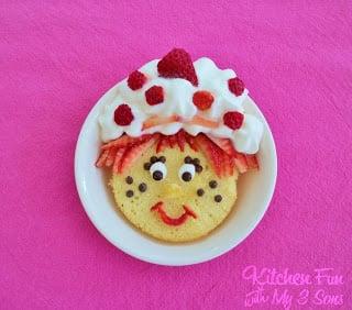 Strawberry Shortcake Shortcake