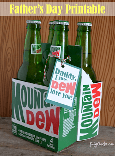 Daddy I Sure DEW Love You