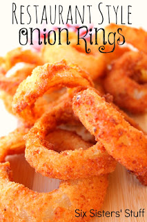 Restaurant Style Onion Rings