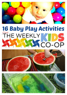 Baby Activites for Babies