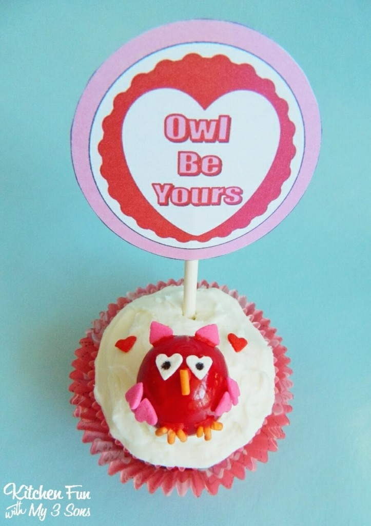 Here is our Owl Be Yours