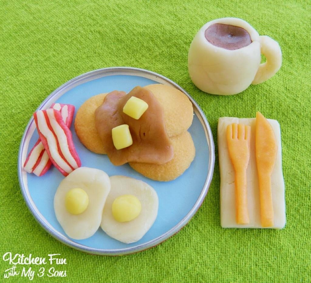 April Fools Tiny Tootsie Breakfast