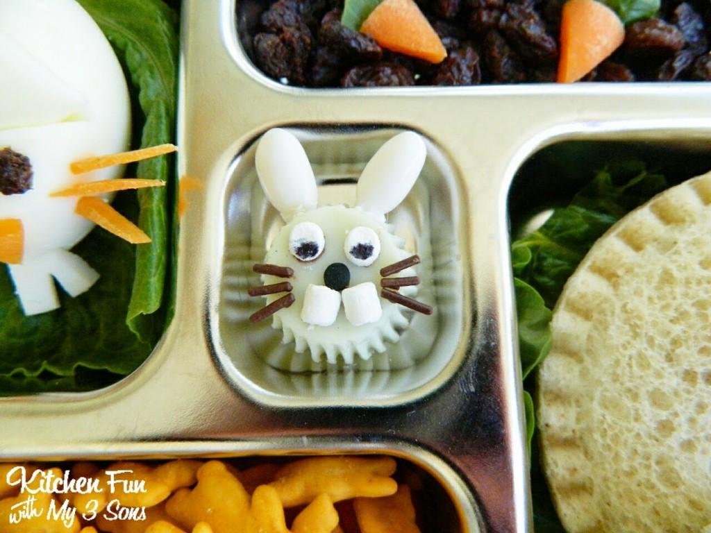 Reese's Mini White Bunny