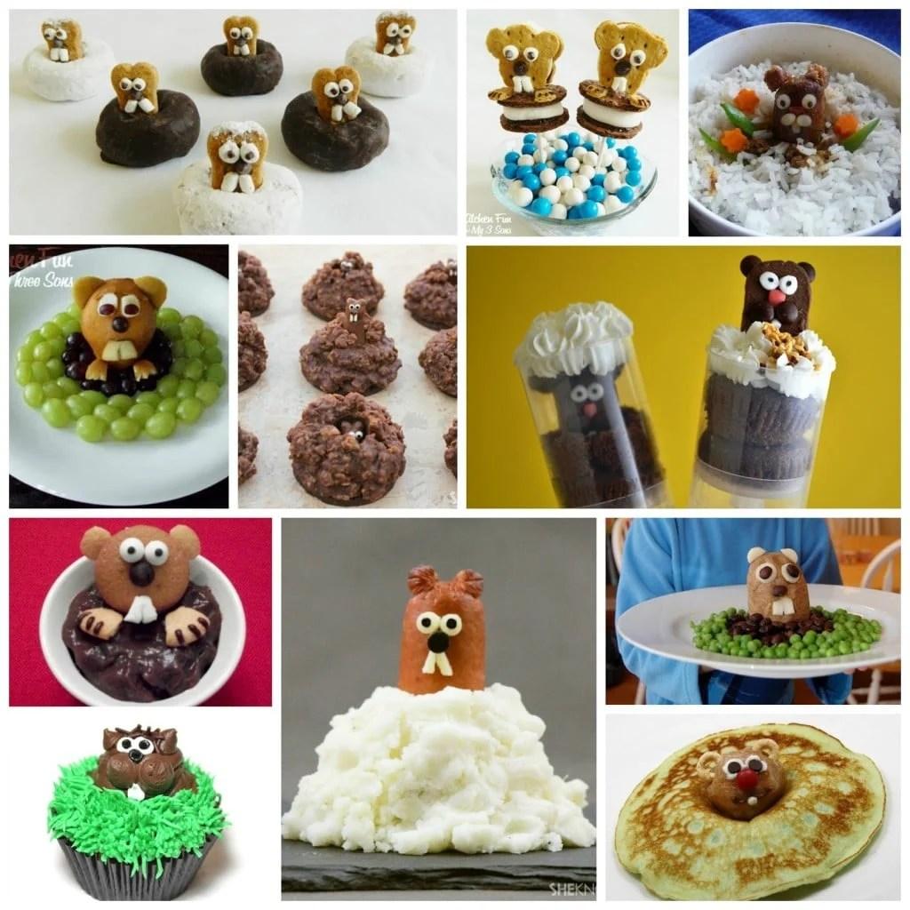 Groundhog Day Fun Food Ideas