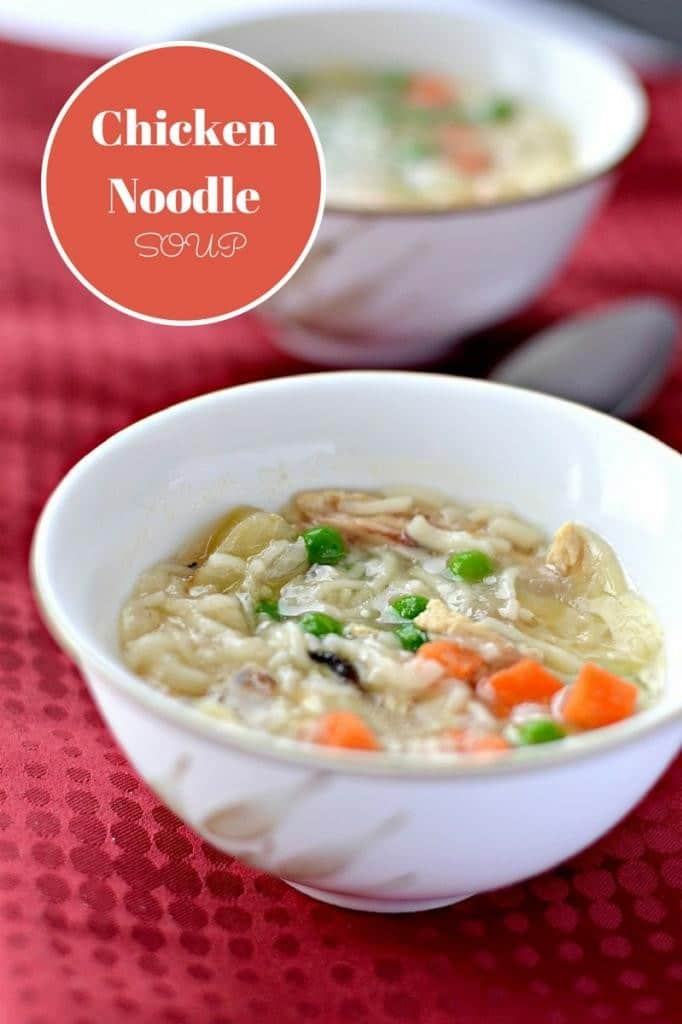 The Best Chicken Noodle Soup Recipe