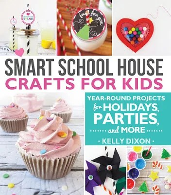 Smart School House Crafts for Kids Review!