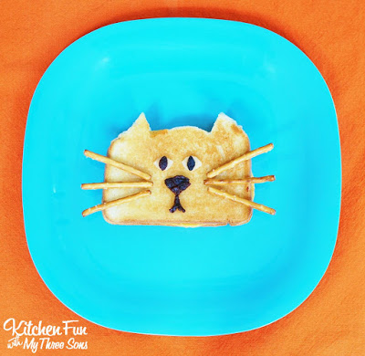 Grilled Cheese Cat