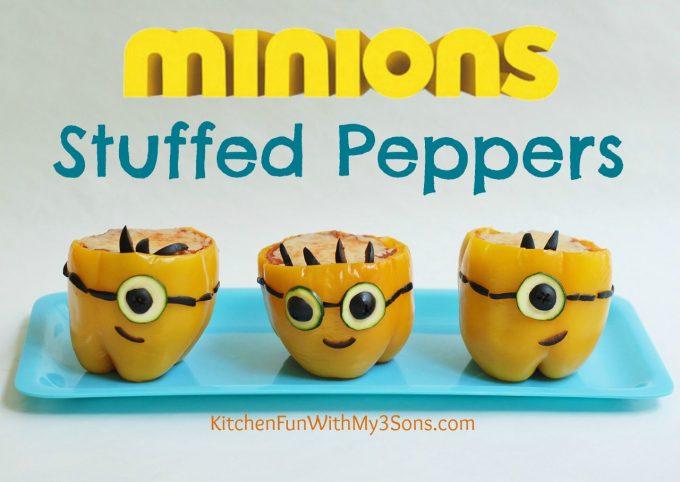Minion Stuff Peppers