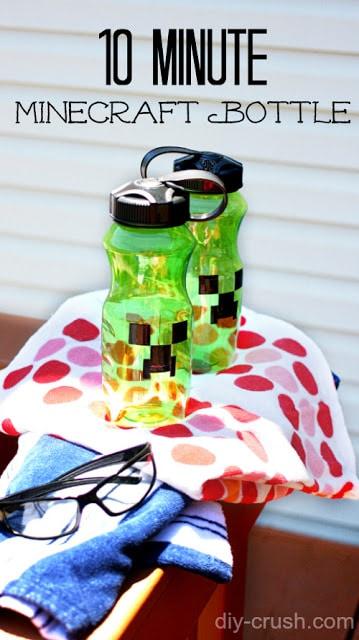 Minecraft Bottles