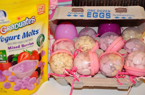 Easter Eggs for Toddlers! Over 30 of the BEST Easter Egg Ideas!