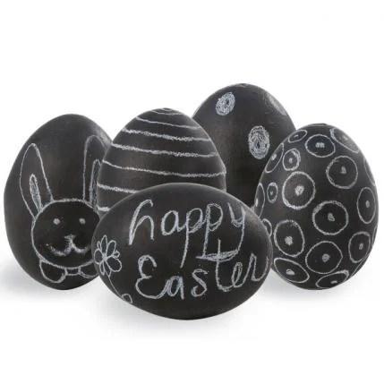 Chalk Board Easter Eggs