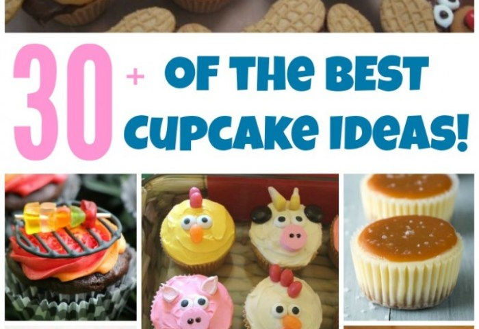30 Of The Best Cupcake Ideas Recipes Kitchen Fun With My 3 Sons