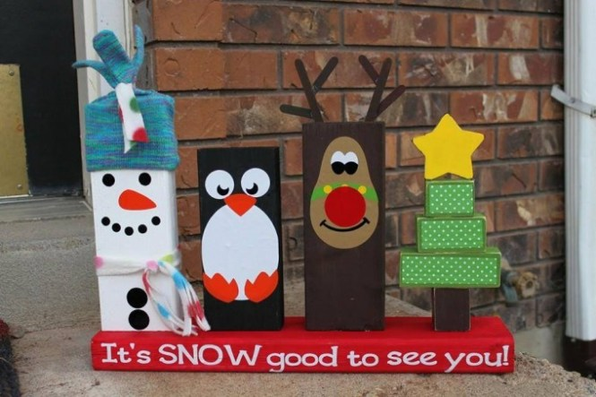 Christmas Handmade Paper Craft Decorations 10