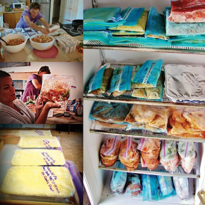 40 Meals in 1 Day for $200....100's of the BEST Freezer Meals!