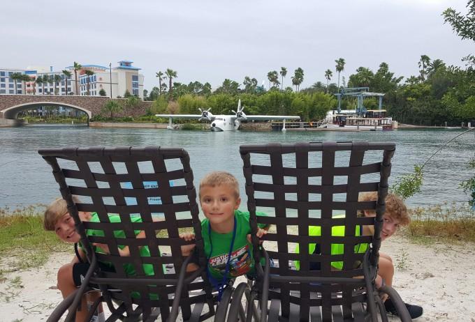 Universal Studios Orlando Family Forward