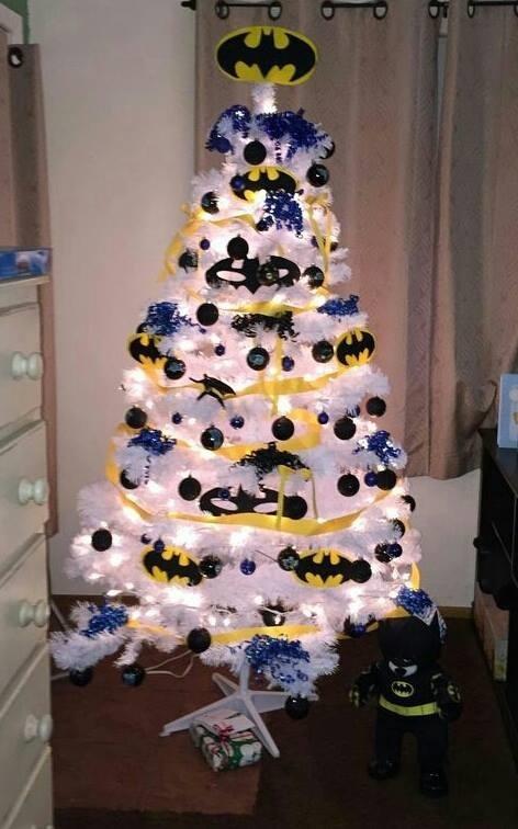 Nightmare Christmas Theme Tree