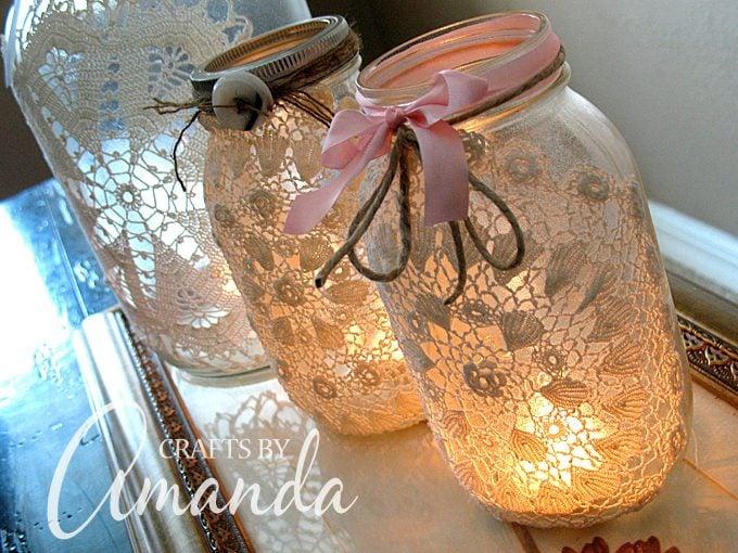 The BEST Christmas Mason Jar Ideas!