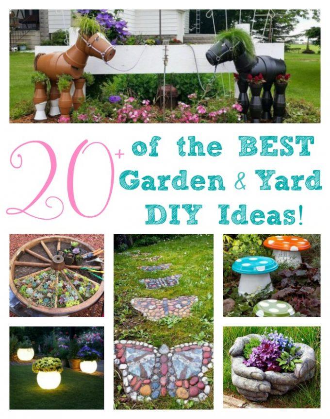 The BEST Garden Ideas!