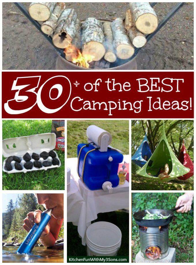 The BEST Camping Ideas, Gear, Tips & Tricks