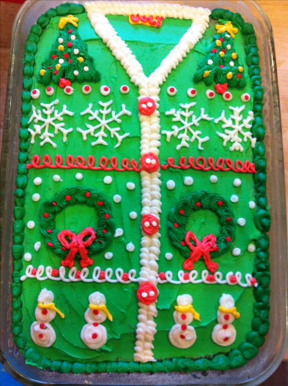 30 Ugly Christmas Sweater Party Ideas Kitchen Fun With
