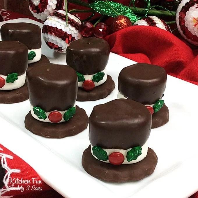 Top Hat Cookies