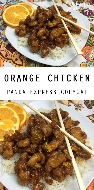 Copycat Orange Chicken