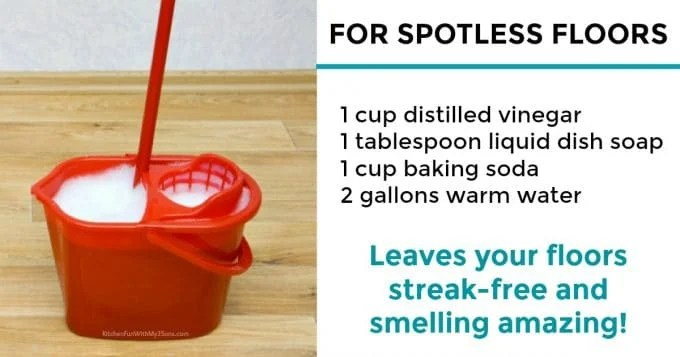 The BEST Cleaning Hacks