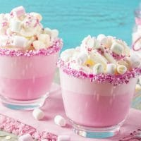 Sugarplum Fairy White Chocolate Hot Cocoa