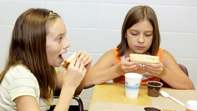 Are You Sure Your Kids Have Enough Time to Eat School Lunch?