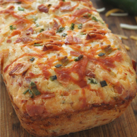 Jalapeno Cheese Bread Recipe