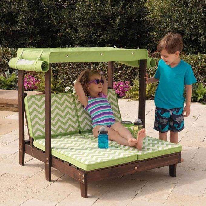 Kids Outdoor Patio Furniture Kitchen, Cute Patio Furniture