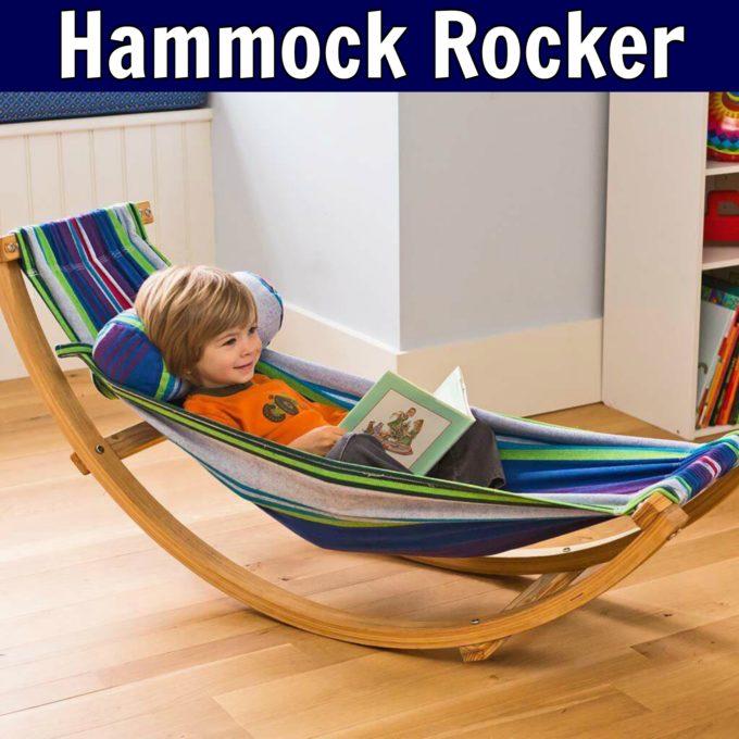 Kids Rocking Hammock