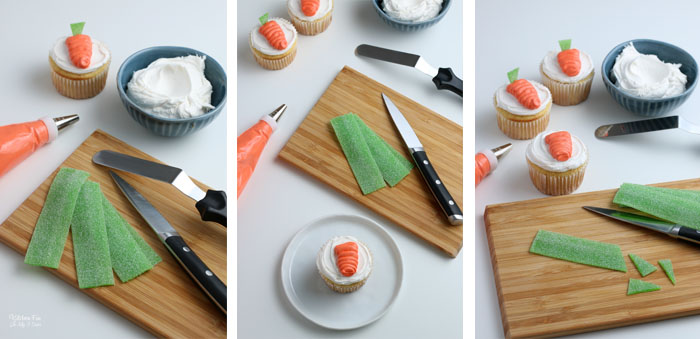 How to Make Carrot Cupcakes for Easter