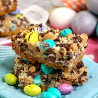 Easter Magic Bars Recipe