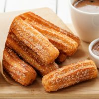 Churros - Disney Recipe