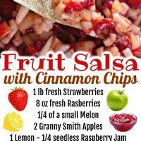 Fruit Salsa
