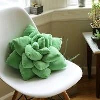 Succulent Pillow