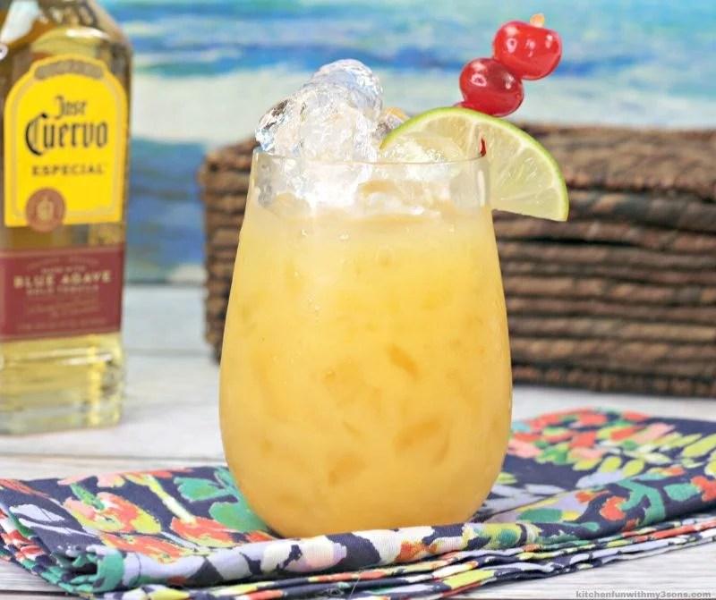 Hawaiian Margarita