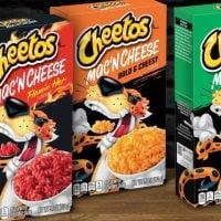 Cheetos Mac N Cheese