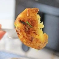 Air Fryer Smashed Potatoes
