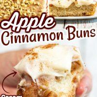 Apple Cinnamon Buns